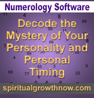 Numerology Decoder and Time Cycle Decoder Software Programs